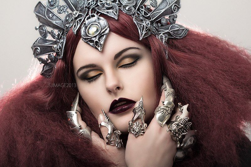 PhotosQueen Of The Damned Makeup