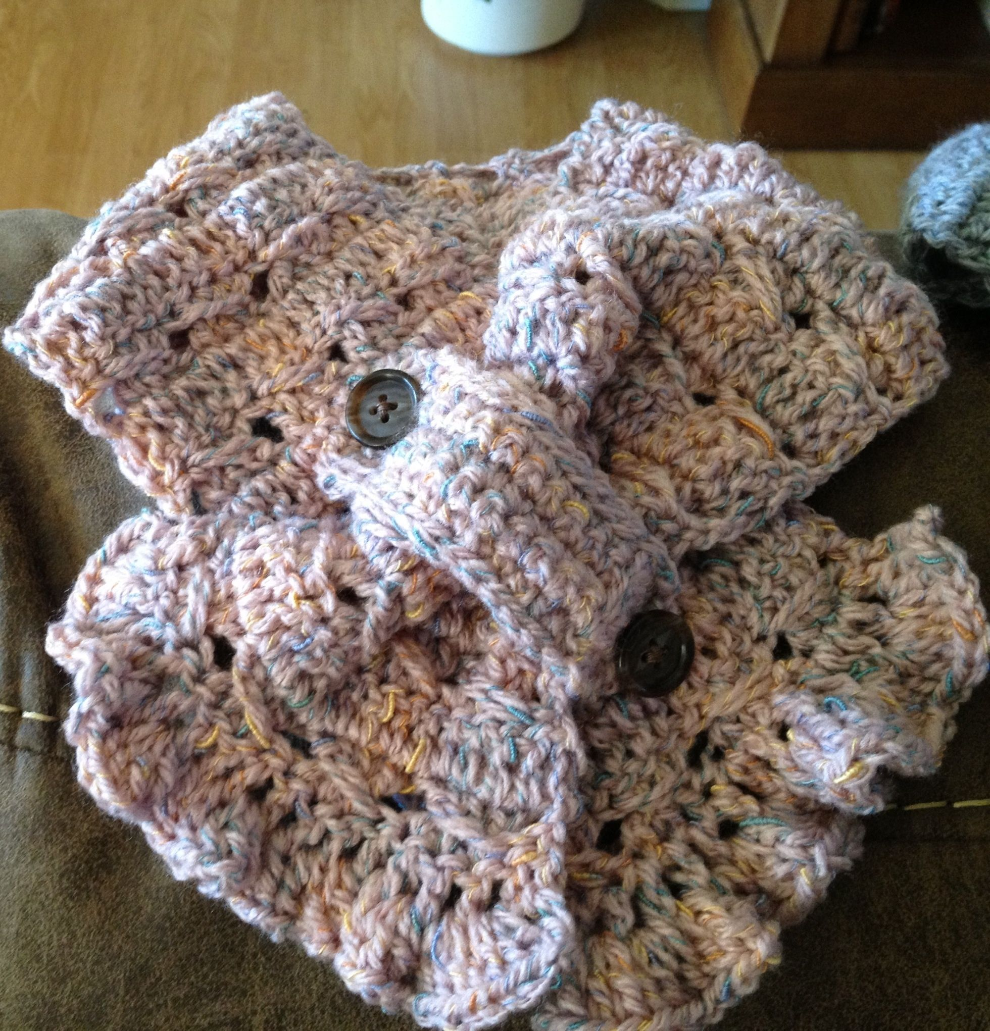 Crochet Neck Warmer : Crochet neck warmer for Rylin Crochet - Neckwarmers & Scarflettes ...