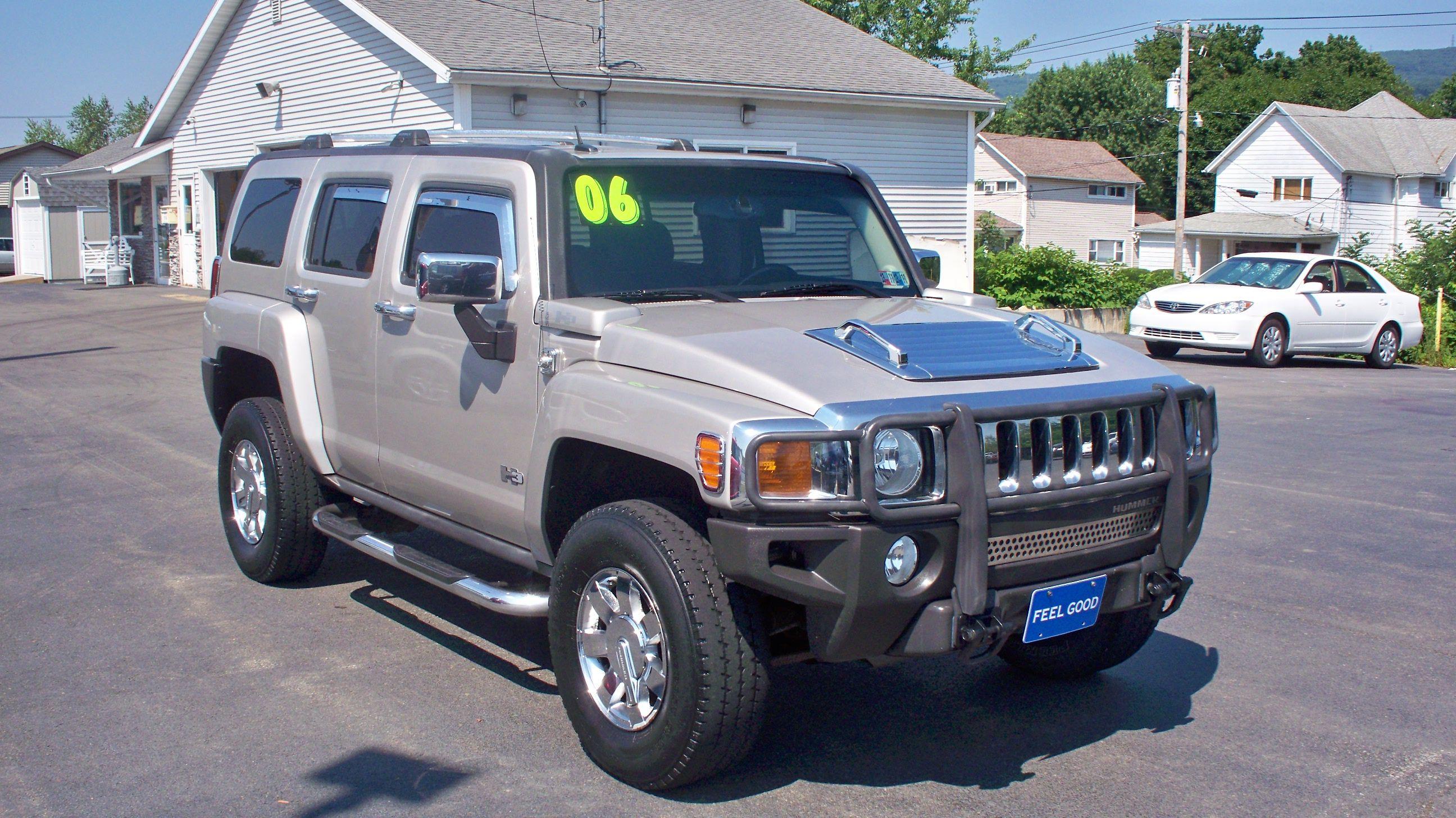 06 Hummer H3