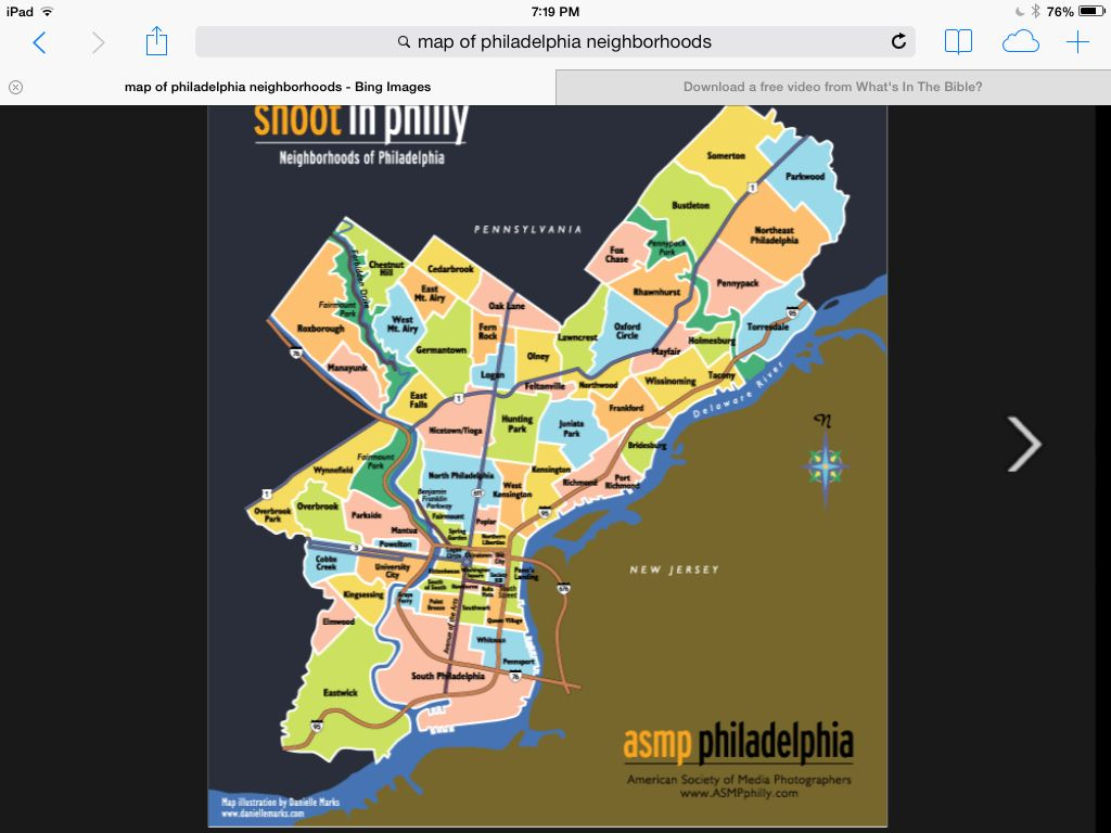 Similiar Map Of Philadelphia Neighborhoods Keywords