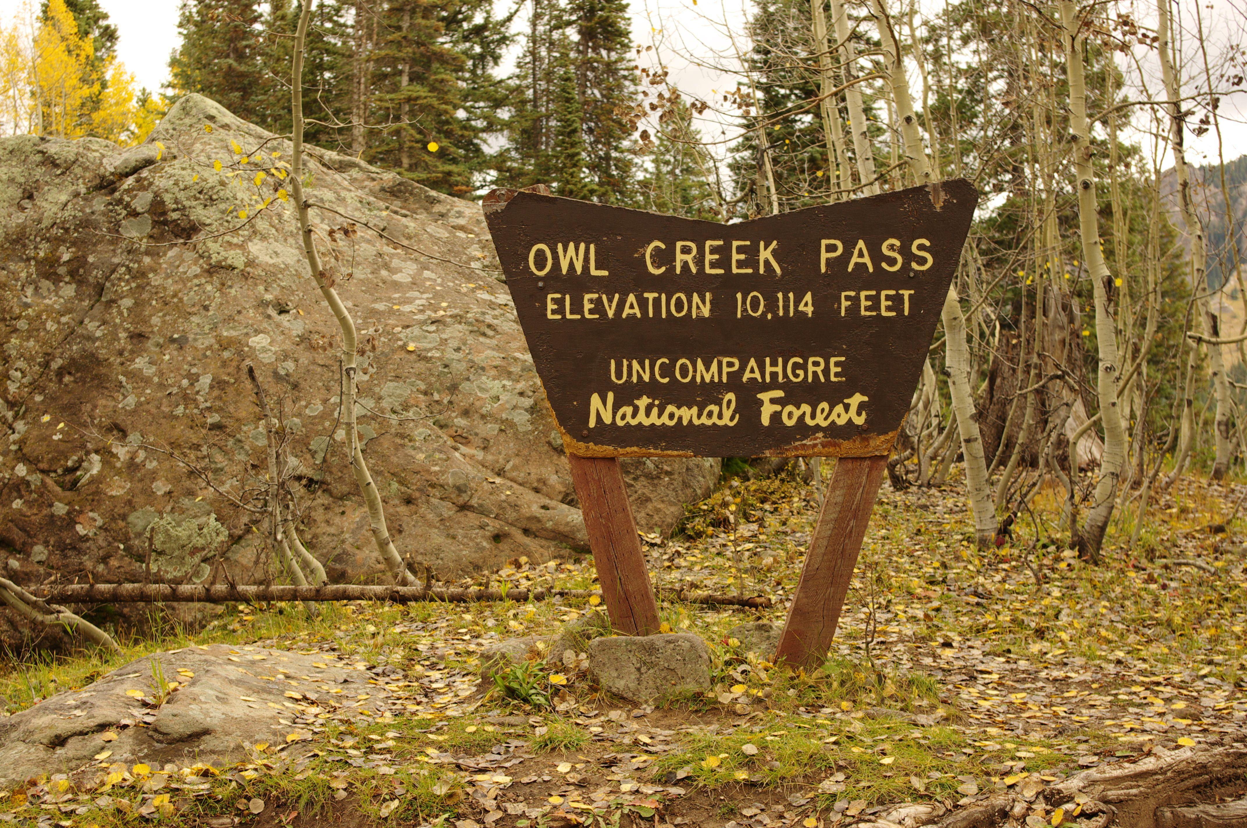 Owl Creek Pass Co Now Walk It Out Pinterest