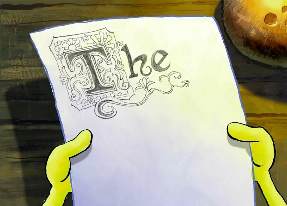 spongebob writing an essay episode Spongebob squarepants is one of the most polarizing figures in cartoon history the episode centers around spongebob and patrick adopting a baby scallop.
