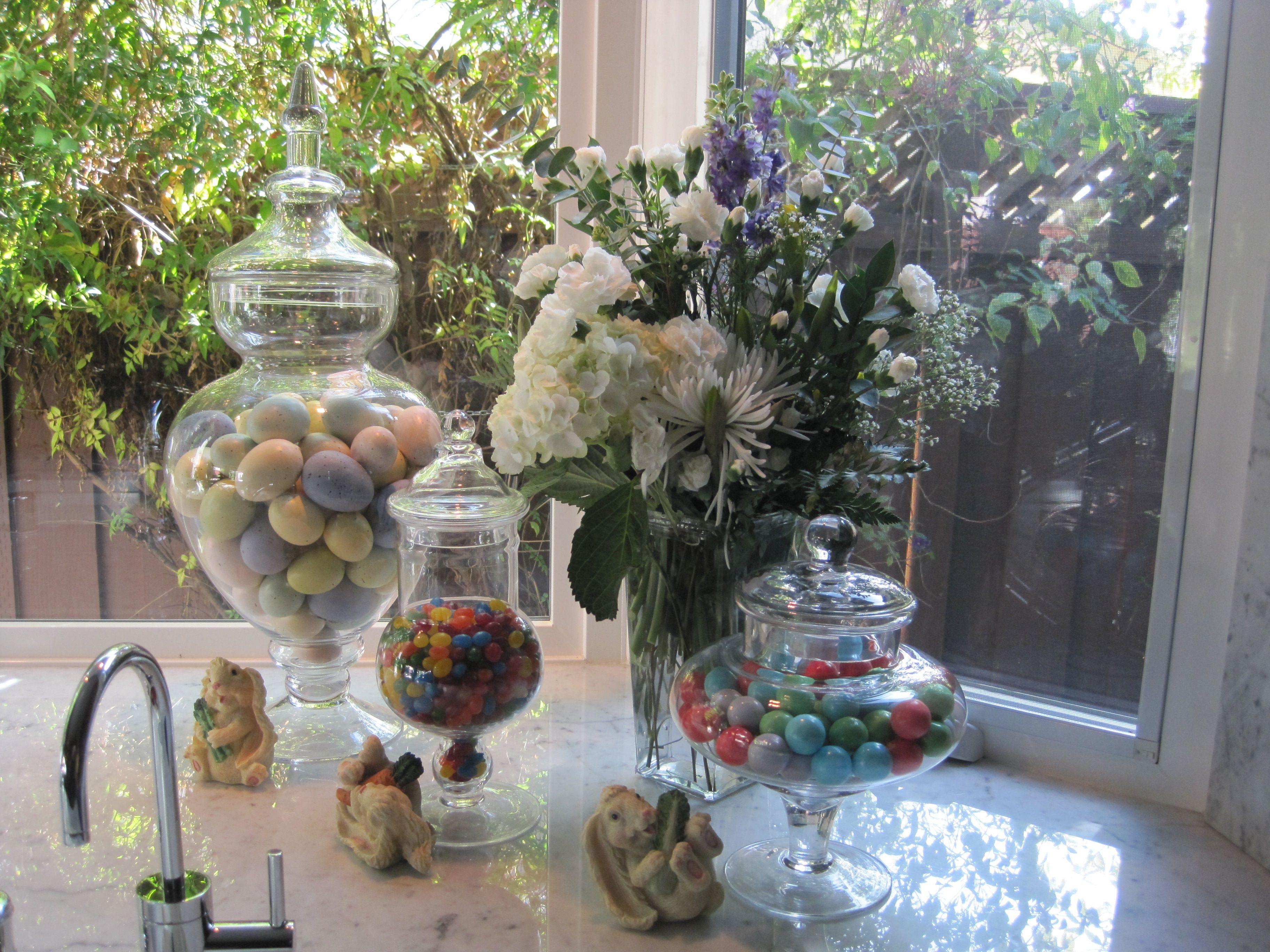 Easter Decor Easter Spring Decorations Pinterest