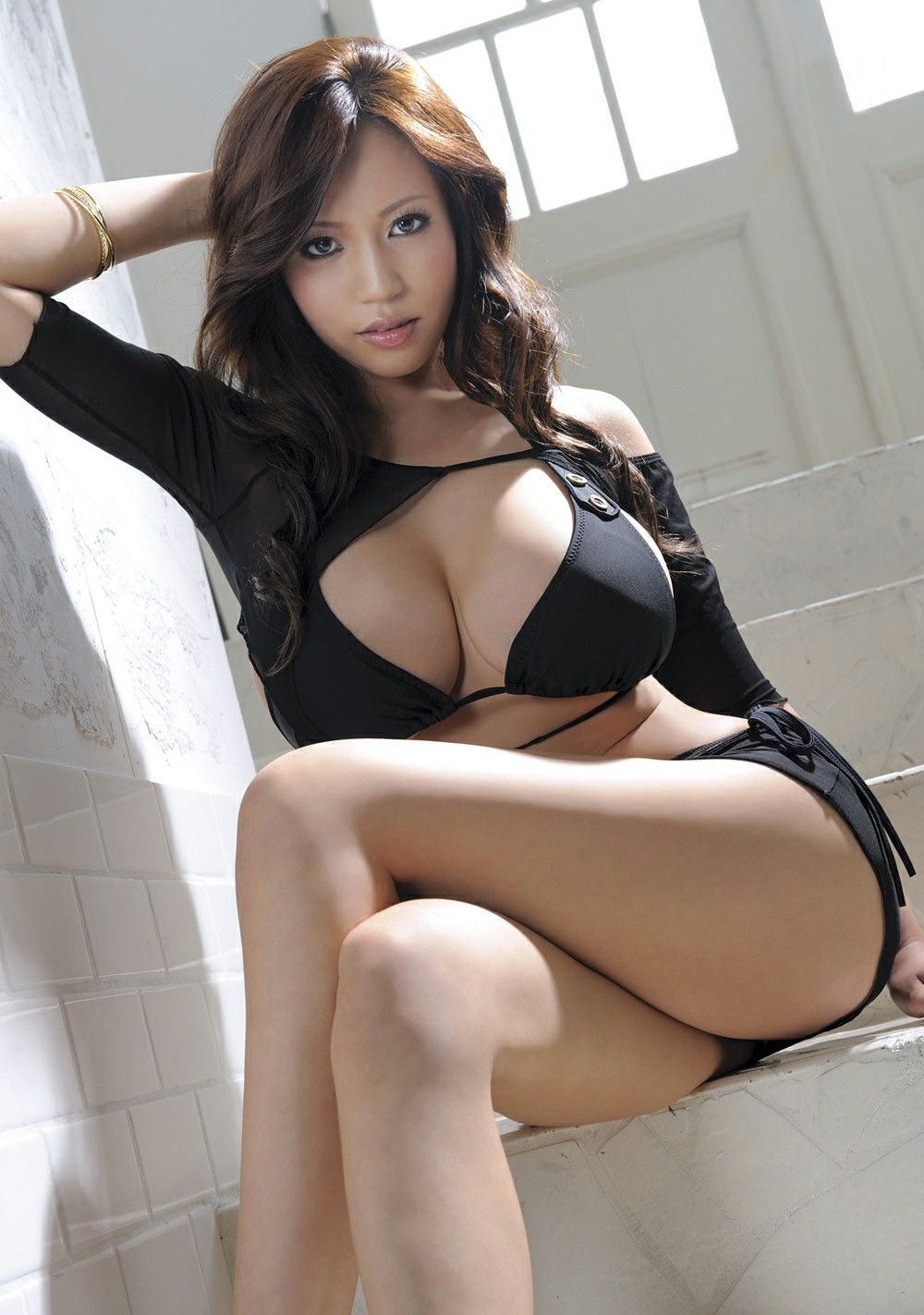 Pin by YellowFEVER on Busty Sexy Asian babes | Pinterest ...