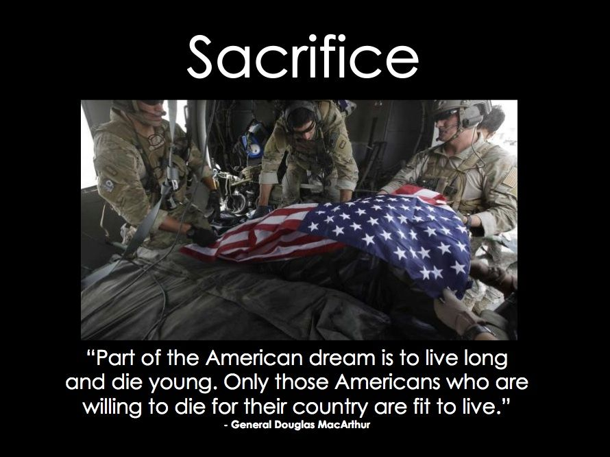 patriotic military quotes quotesgram