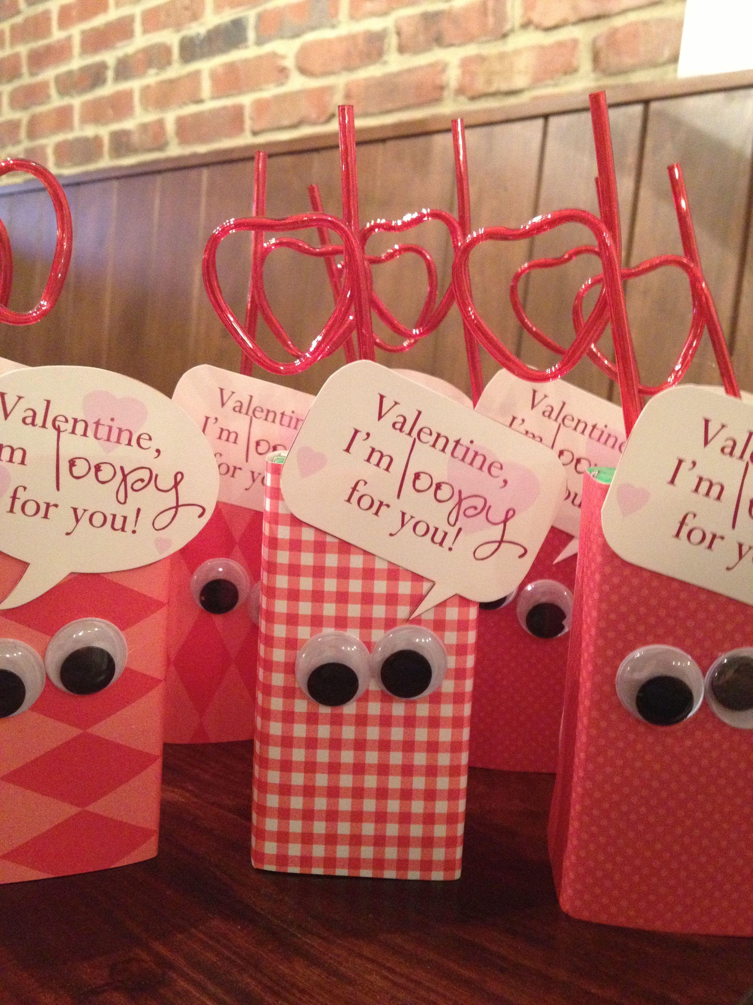 valentine's day box diy
