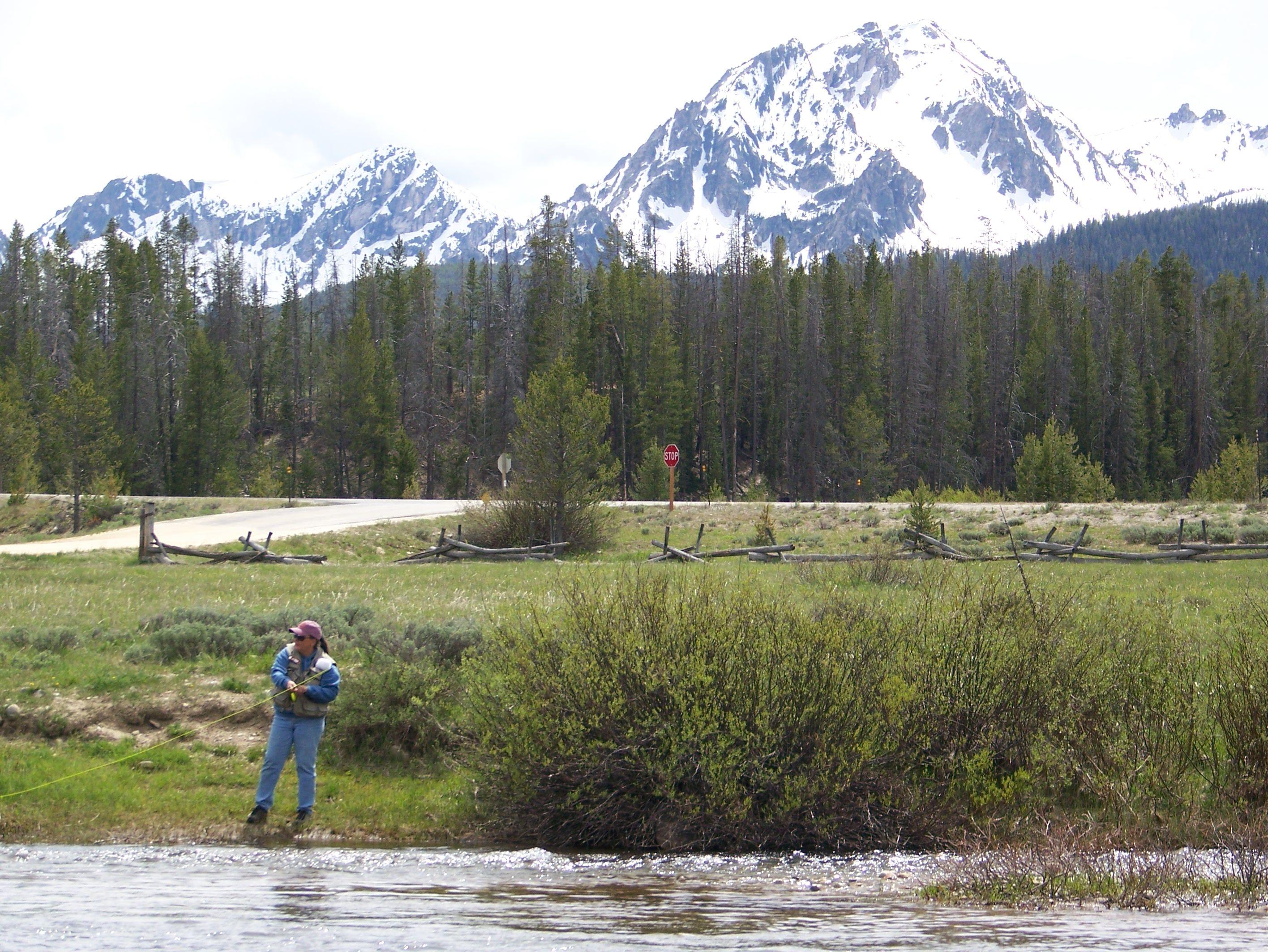 Fly fishing stanley idaho fly fishing pinterest for Idaho fly fishing