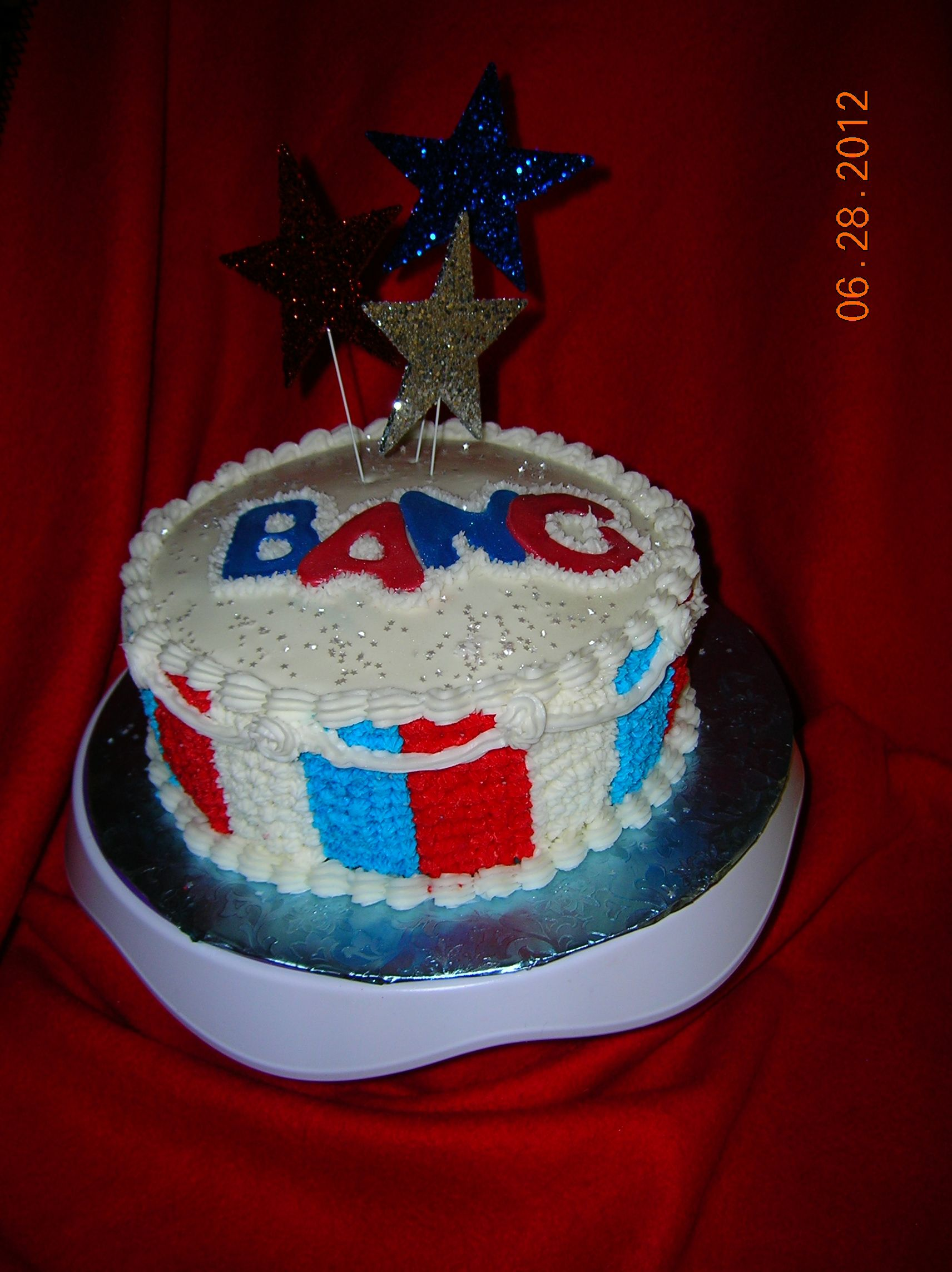 july 4th cake ideas