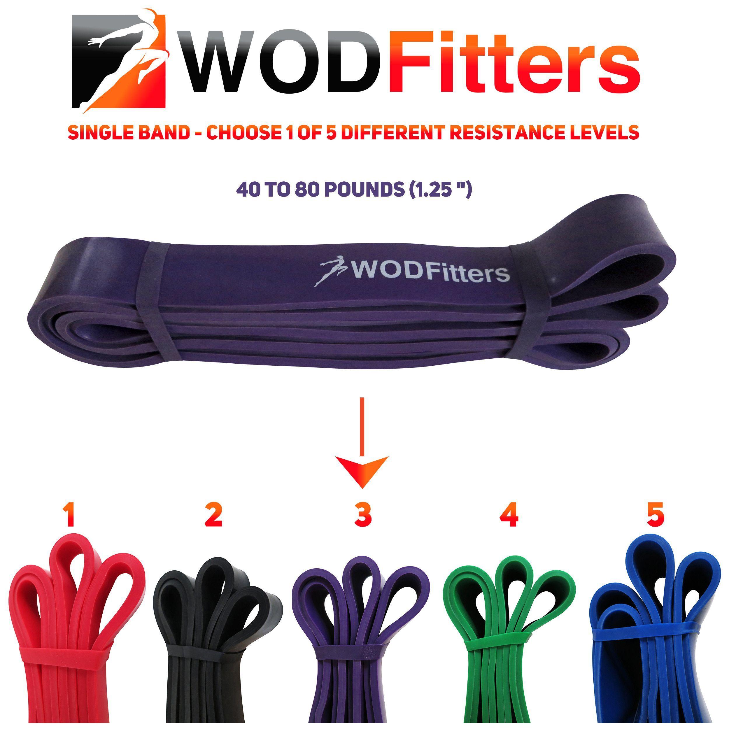 Gorilla strength bands