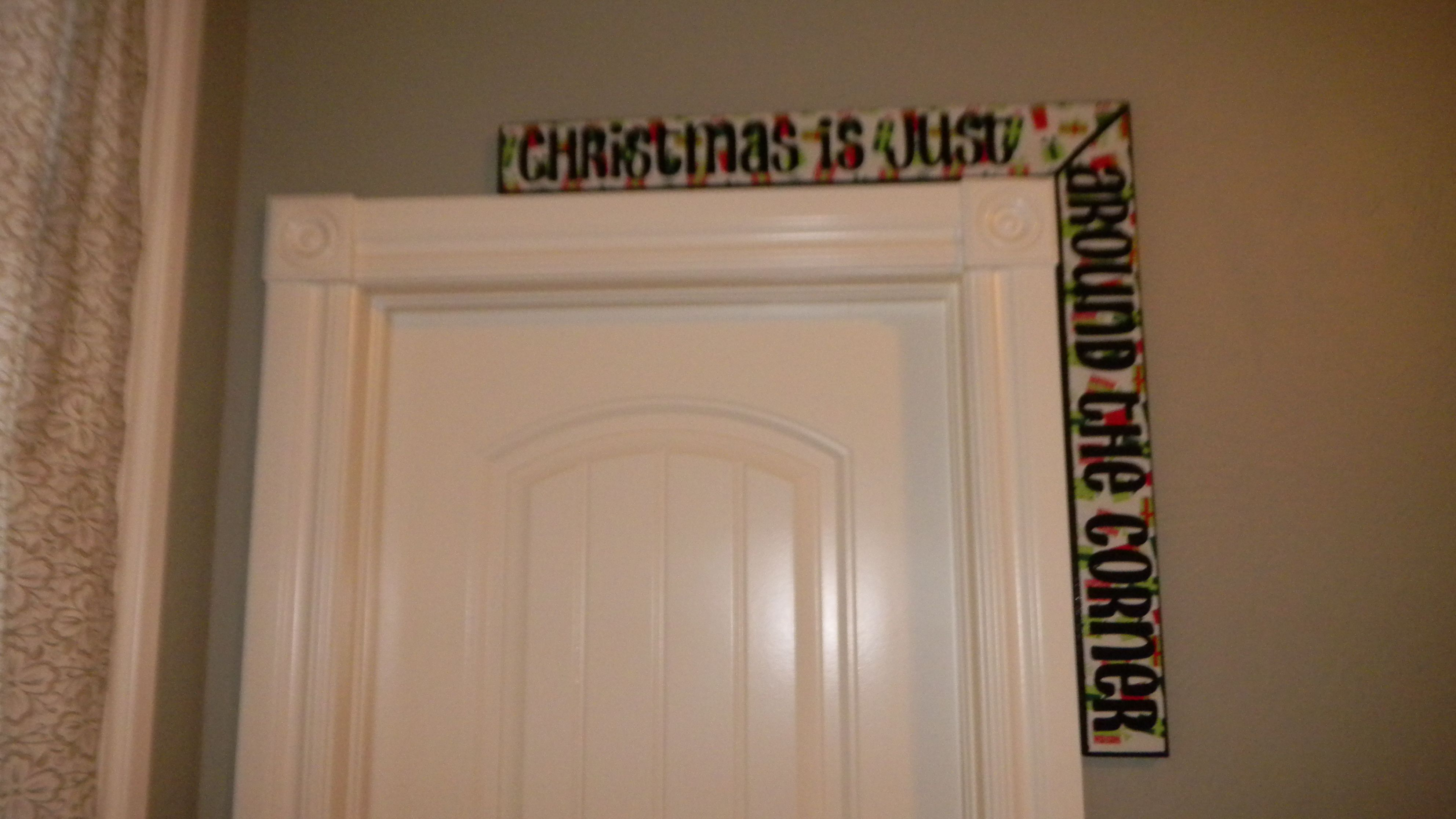 Pinterest for Above door decoration