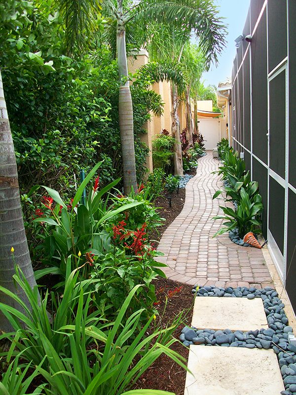 garden domestic corner ideas