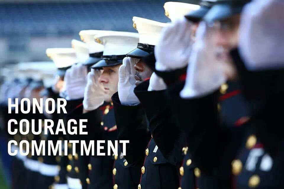 marine corps core values The united states marine corps is the defender of the united states against all enemies.