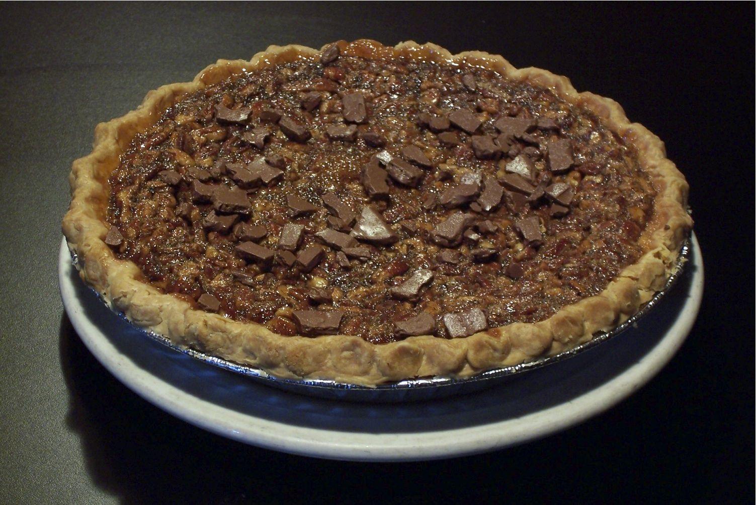 Bourbon Pecan Pie   Yummy!   Pinterest