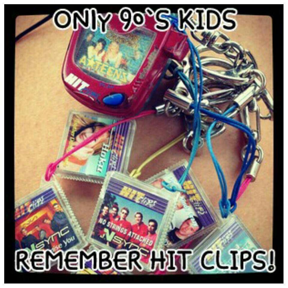 Hit Clips The 90s Childhood memories Pinterest