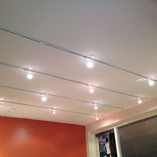 Track Lighting Office Space Ideas Pinterest