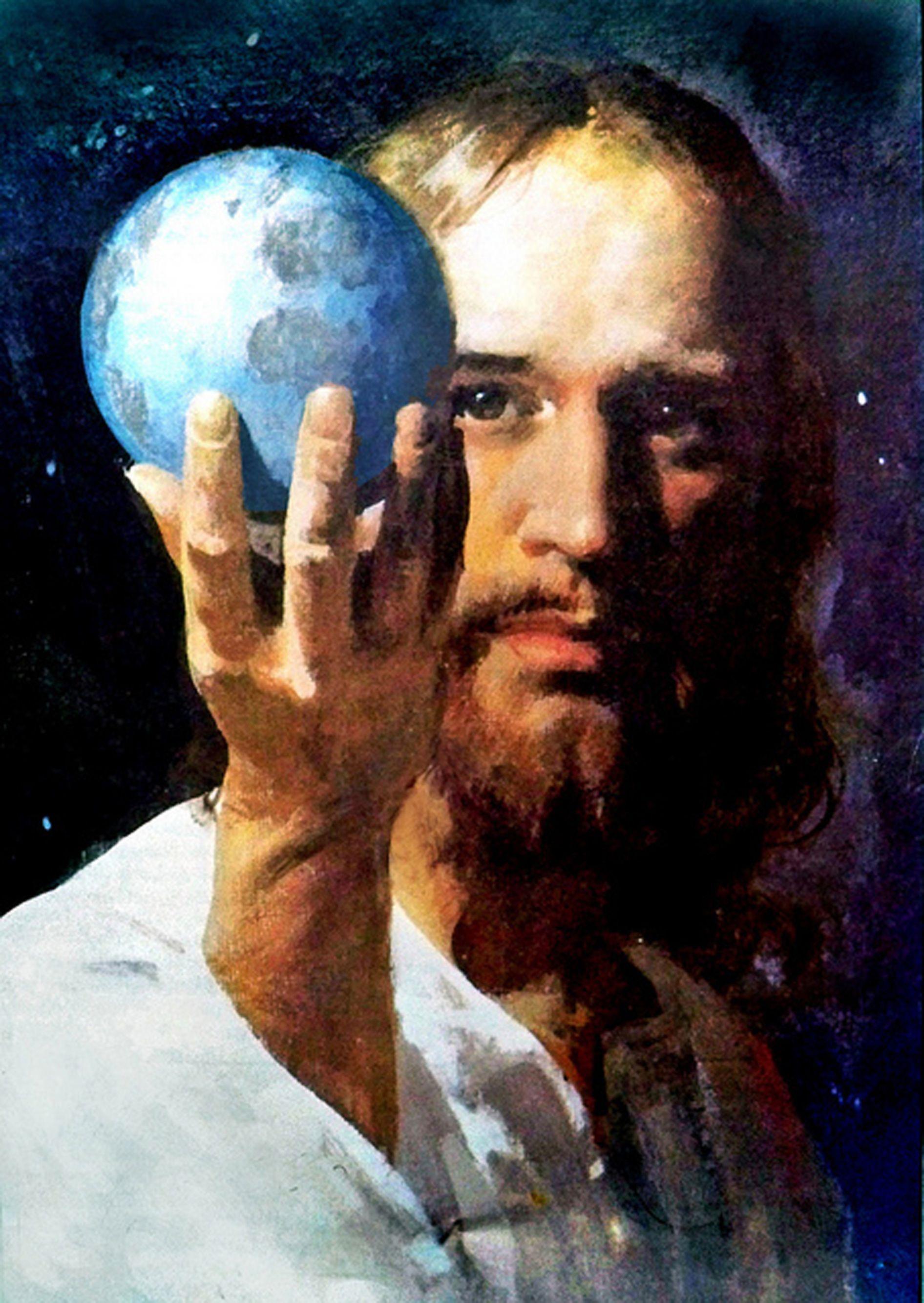 Harry Anderson | Christian Art (Jesus Christ) | Pinterest