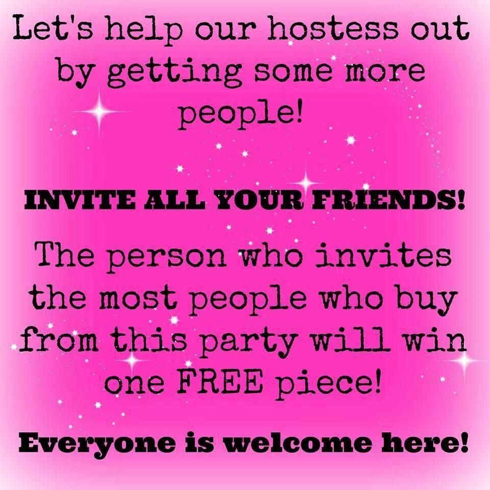 Invite a Friend | Paparazzi Accessories Tips and Ideas ...