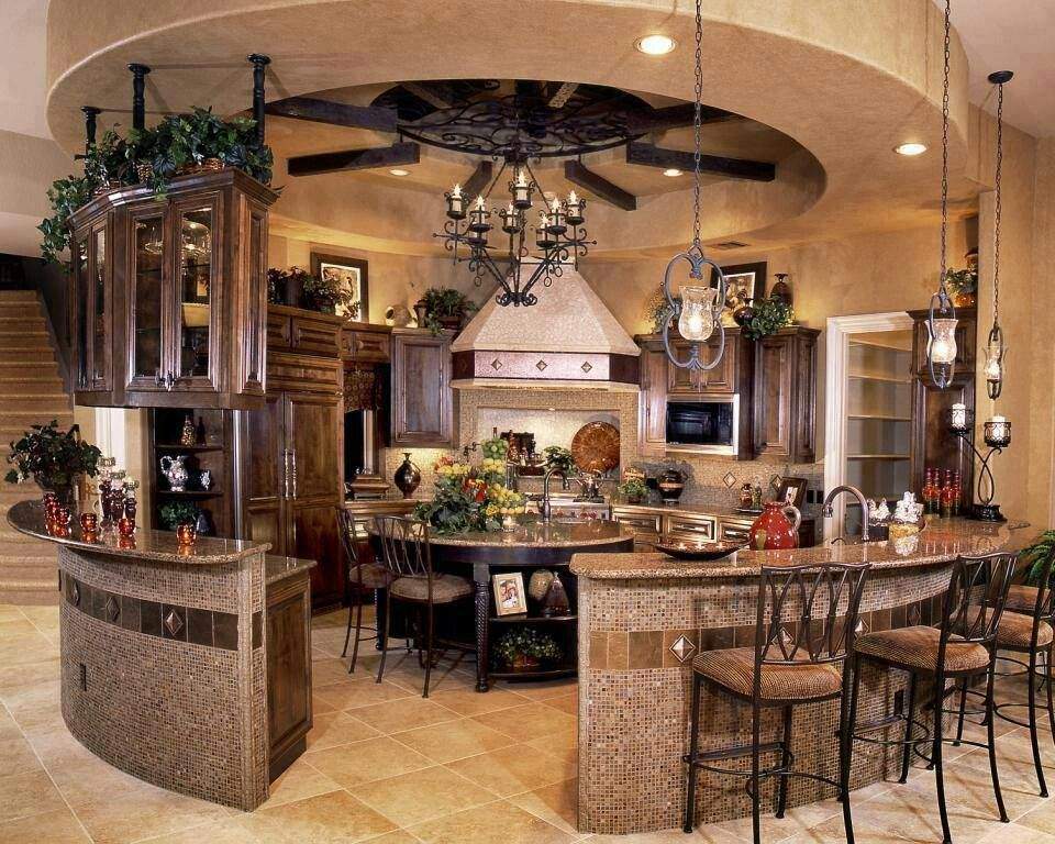 My dream kitchen favorite places spaces pinterest for Dream kitchens