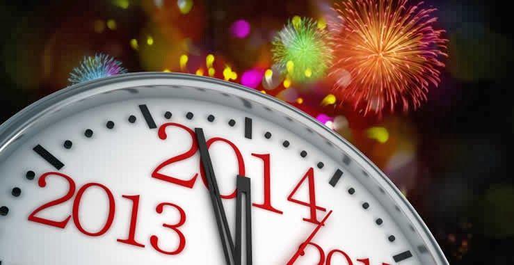 La felicidad según Felicidadenlavida.com tal y como se muestra en la imagen del reloj, en honor al año que dejamos 2013.