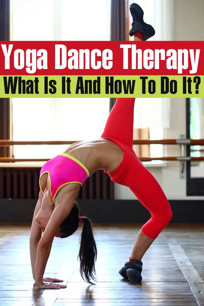 Yoga Dance Therapy – Super Excited Form Of Yoga