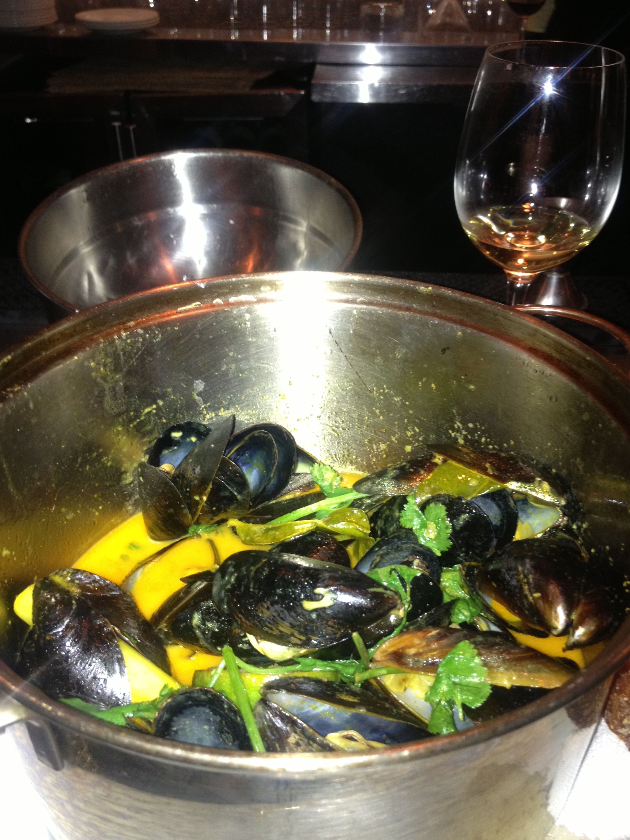 thai style chicken thai style steamed clams thai style mussels with ...
