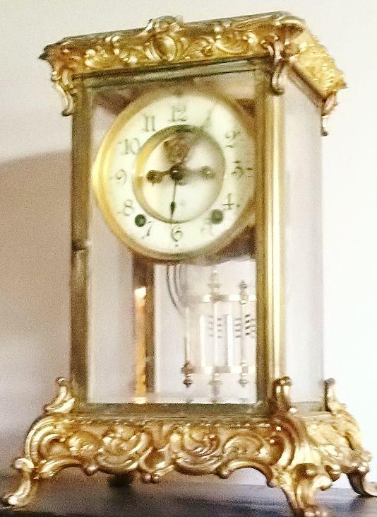 Tick Tock Goes The Clock On Pinterest Antique Clocks