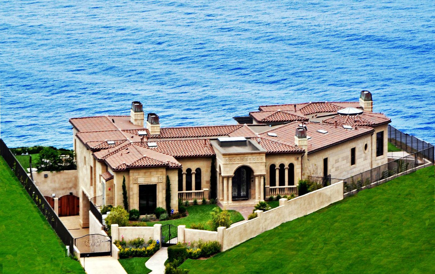 Palos verdes palace maybe one day i 39 ll live here Home estate