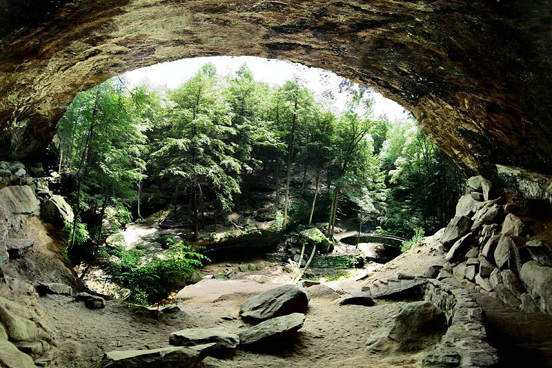 Classic Man Cave Park : Old man s cave hocking hills pinterest