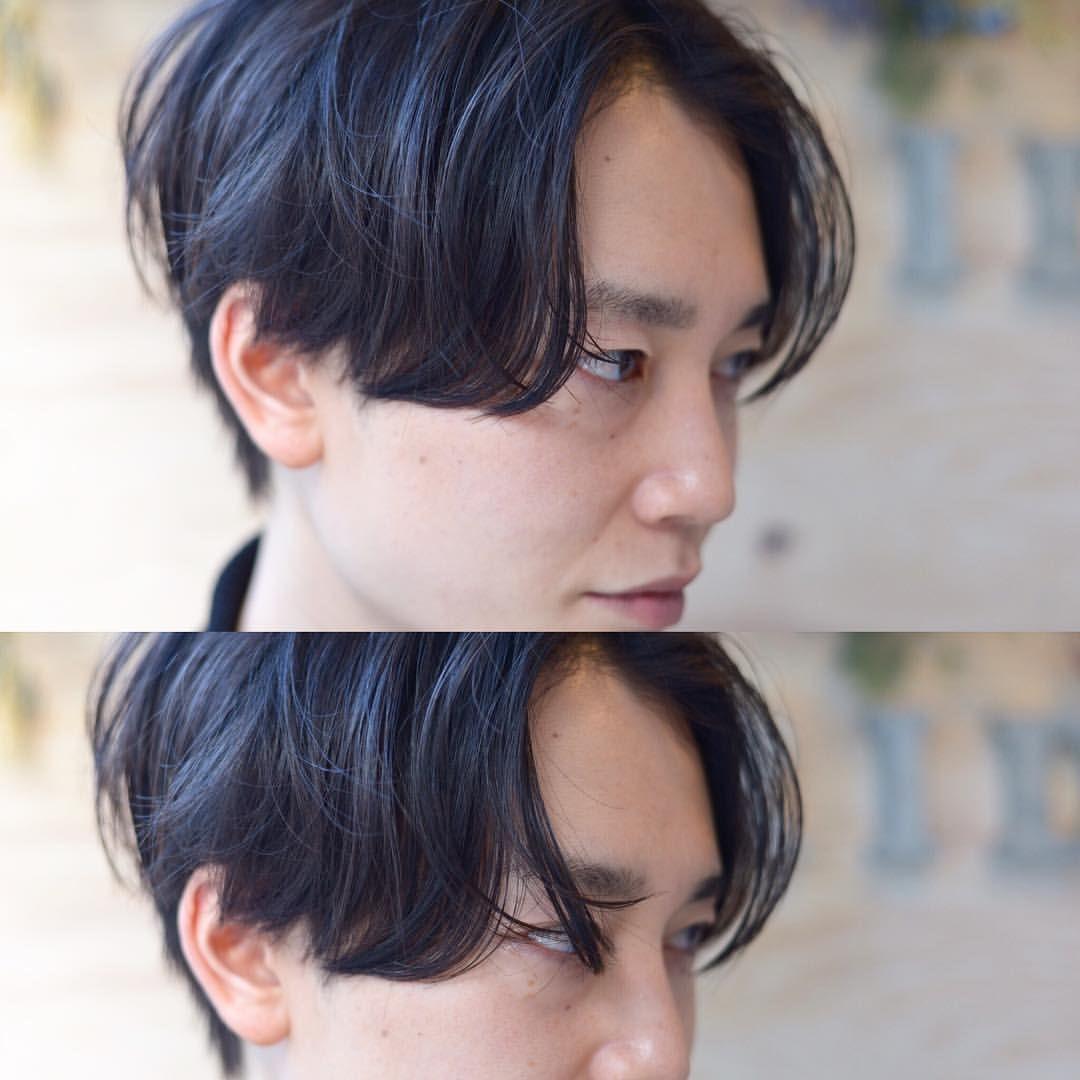 就活 髪型 男 長め