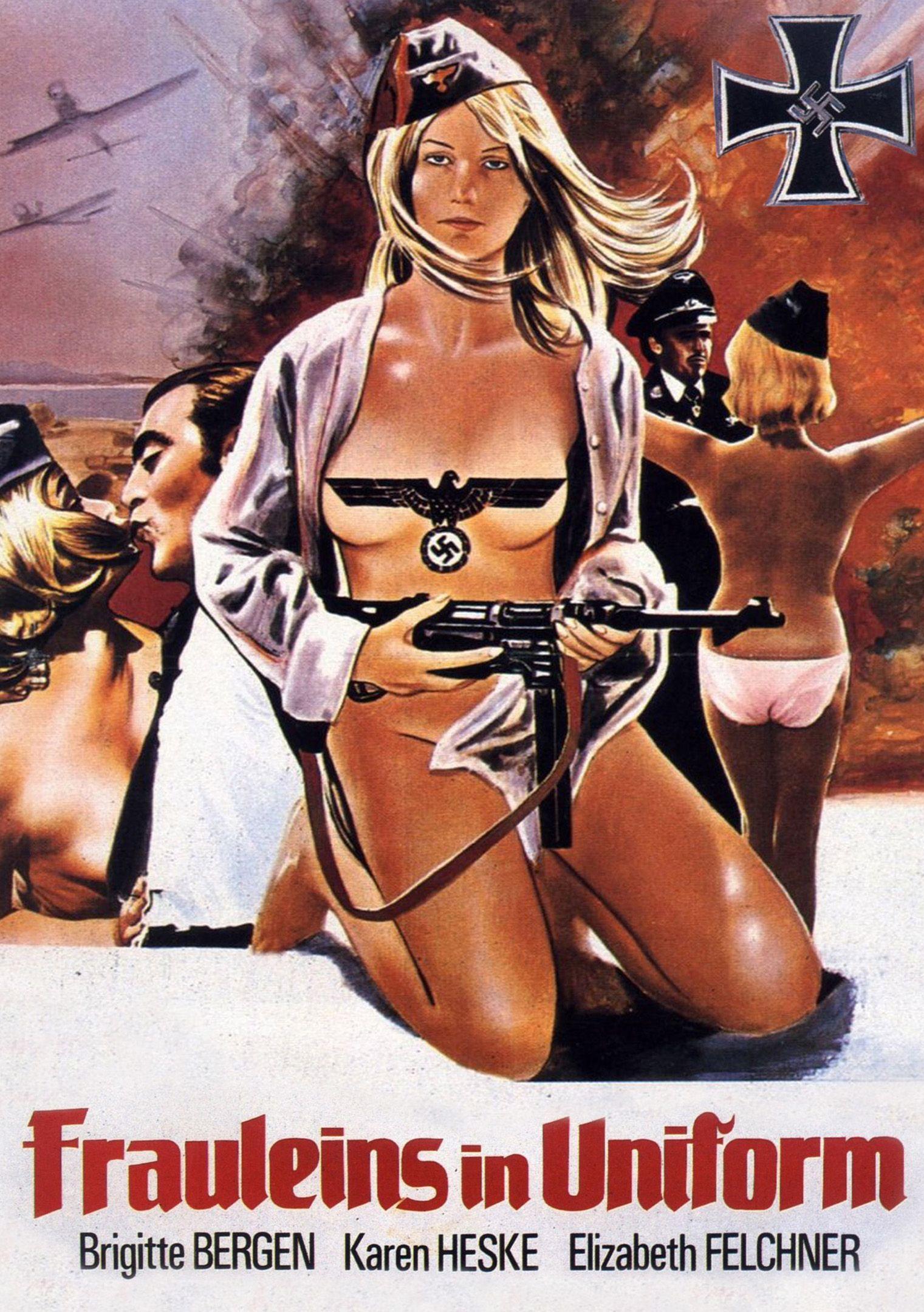 Risultati immagini per Frauleins in Uniform 1973