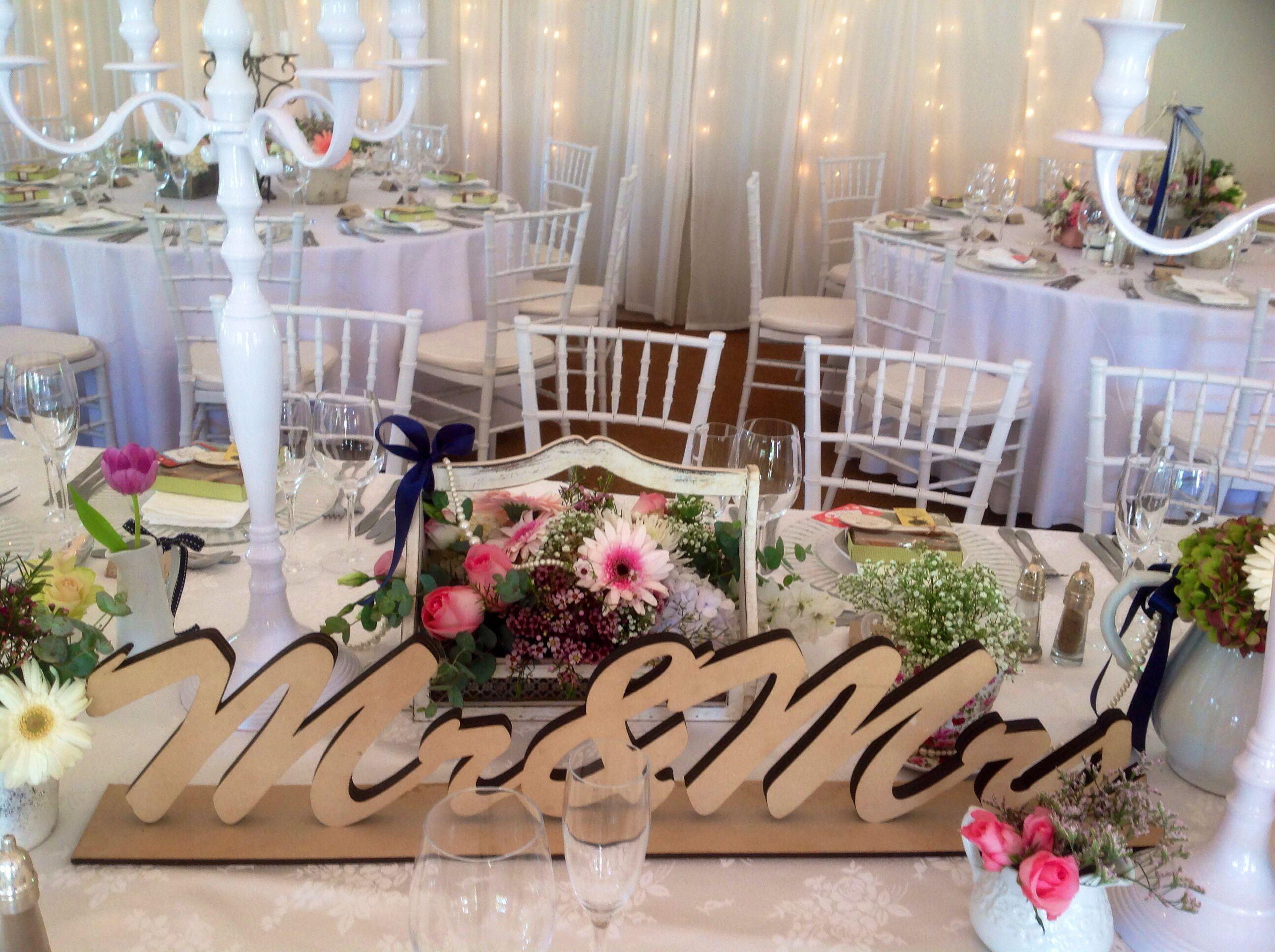 The main table wedding decor pinterest for Table design pinterest