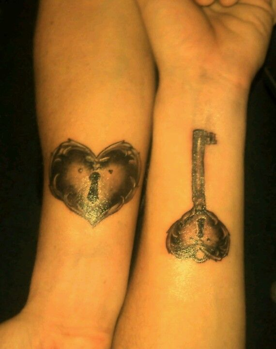 Love tattoo husband wife tat it up pinterest for Tattoos for husband and wife