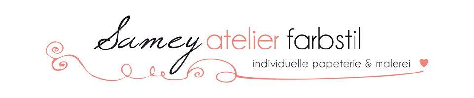 Samey Atelier Farbstil
