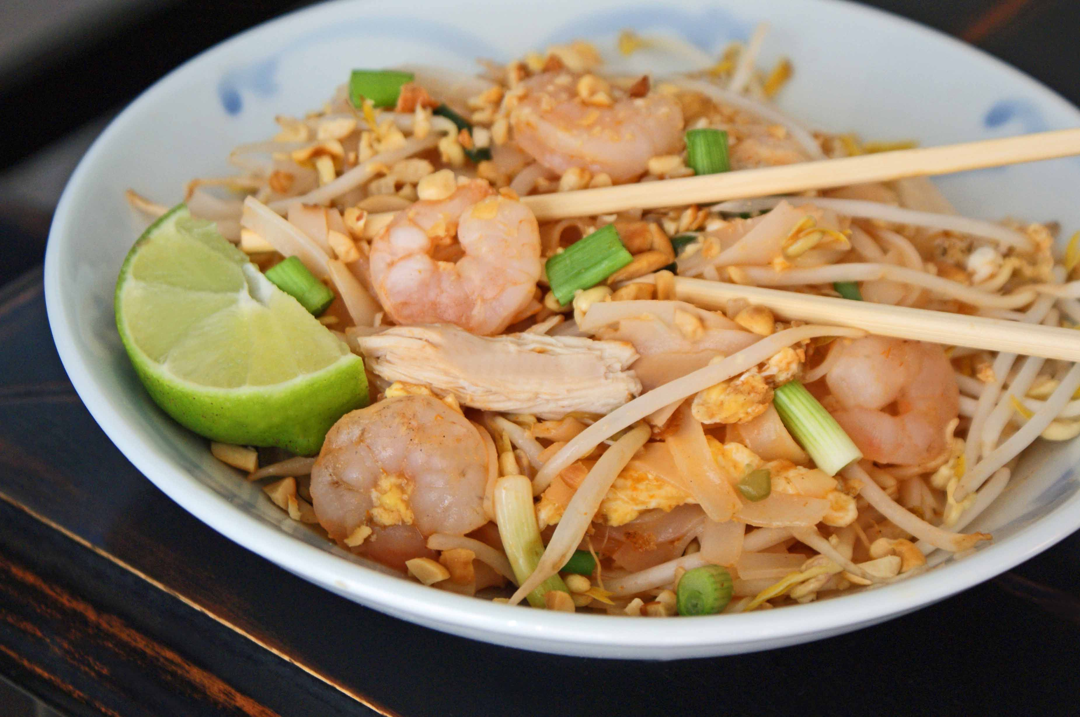 Pad Thai - mmmmhm | Amazing Thailand | Pinterest