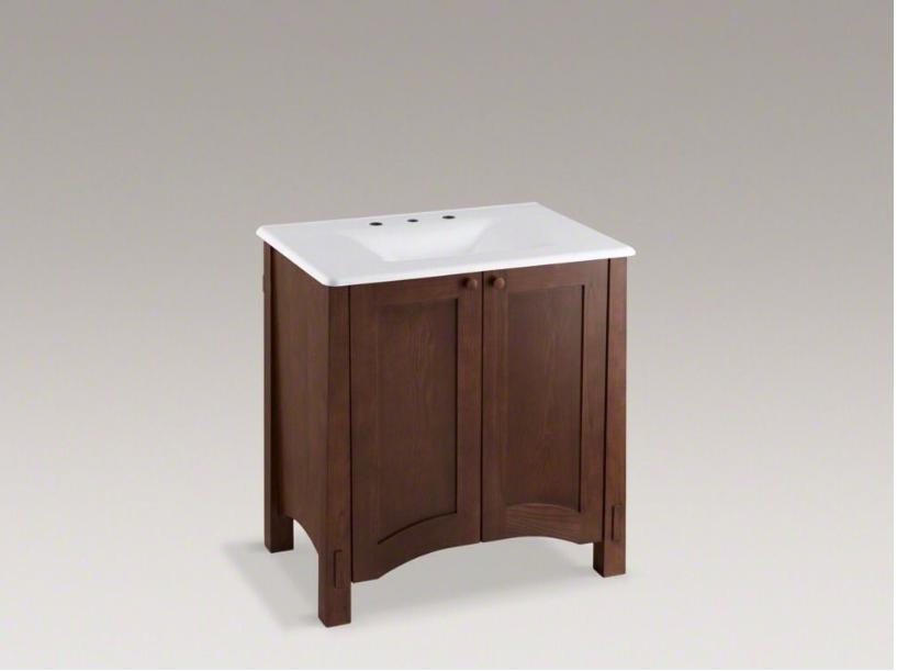 Kohler Vanity Craftsman Bath/Powder Room Pinterest