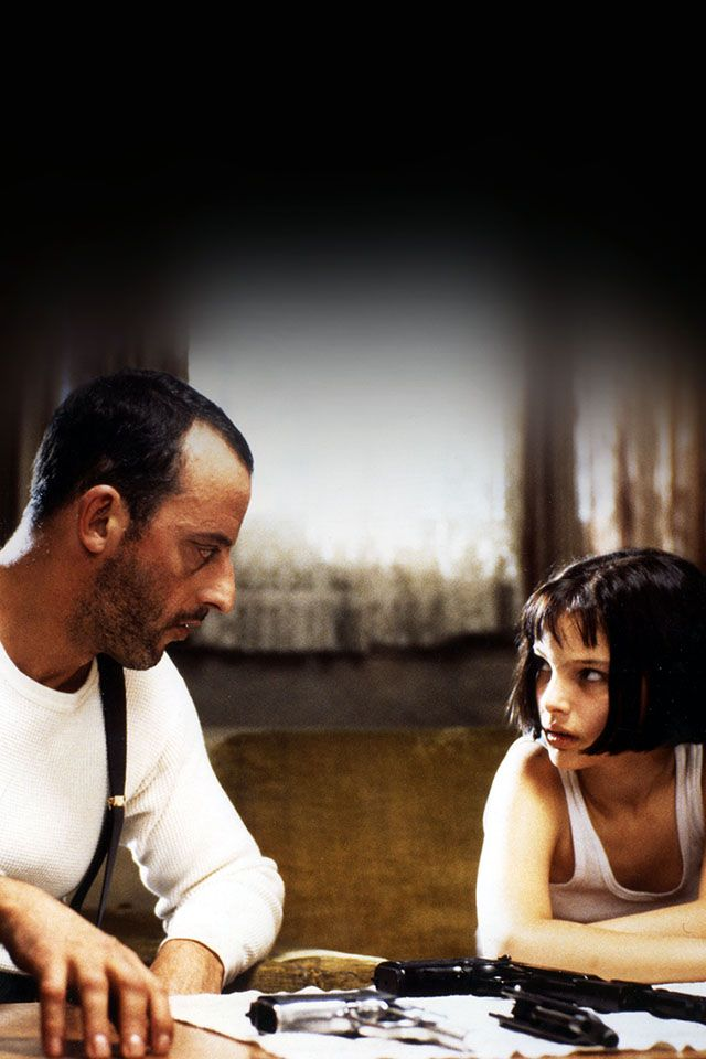 Natalie Portman And Jean Reno Фильм