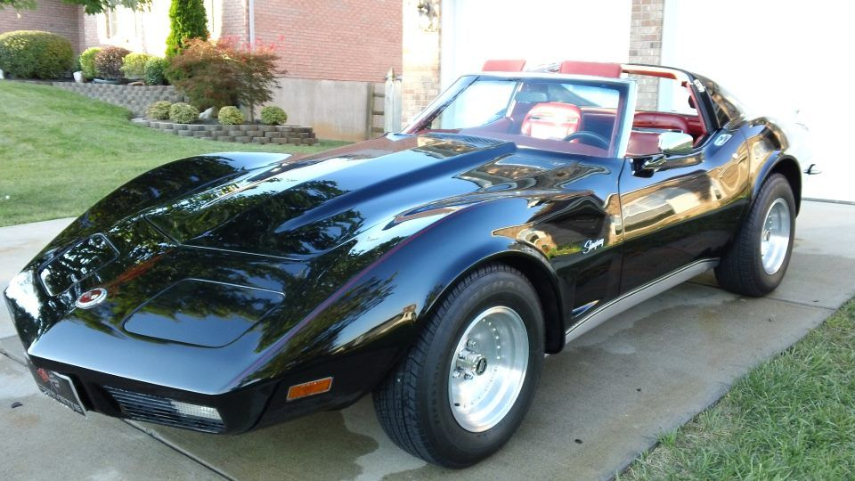 1973 corvette stingray seventies pinterest. Cars Review. Best American Auto & Cars Review