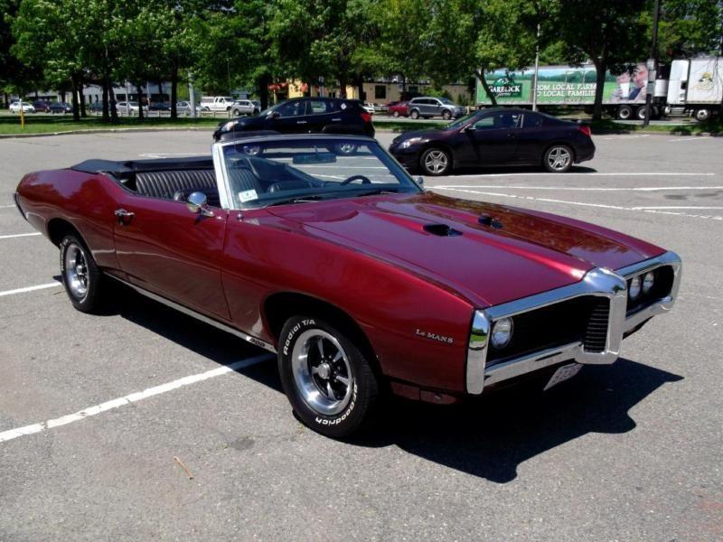 1969 Pontiac LeMans | Pontiac Lemans | Pinterest