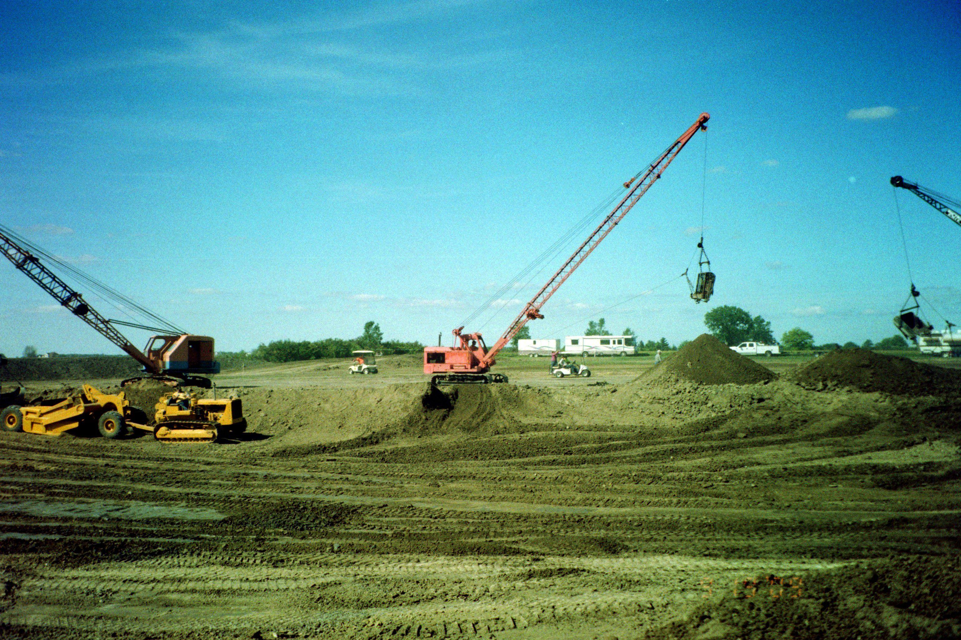 Unit dragline the 2009 hcea convention construction equipment p