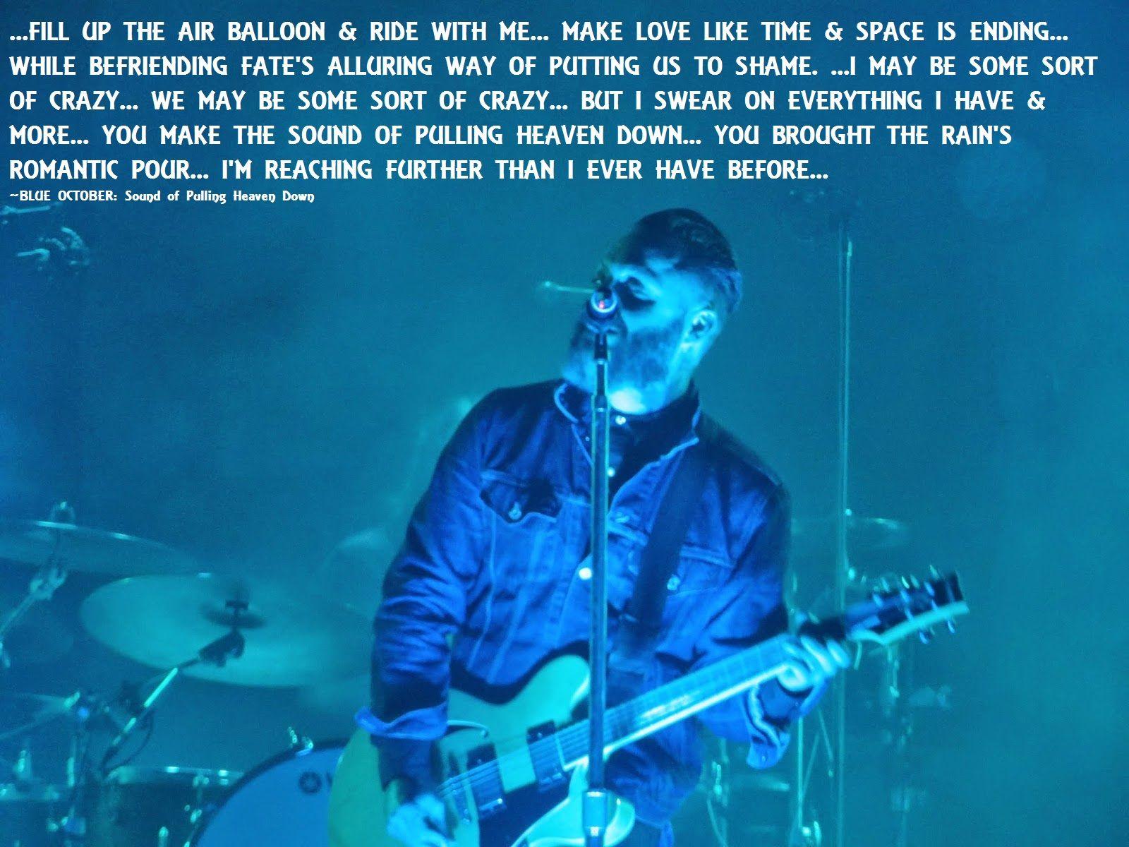 Blue October Follow Through Lyrics Febfedcabab