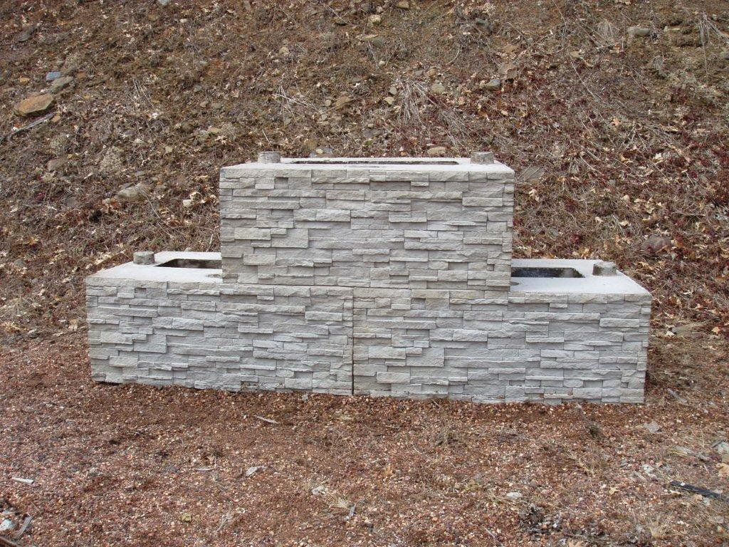 Retaining Wall Block With Pins : Pin by scranton craftsmen inc on retaining wall block