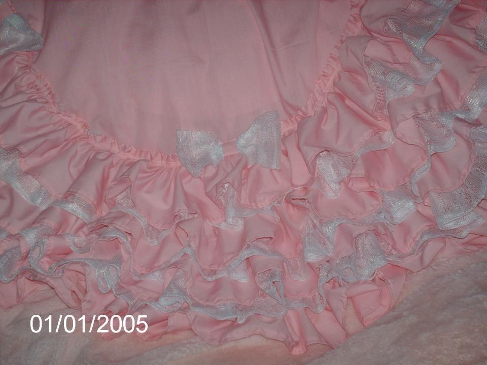 Tree Skirt Pink 20