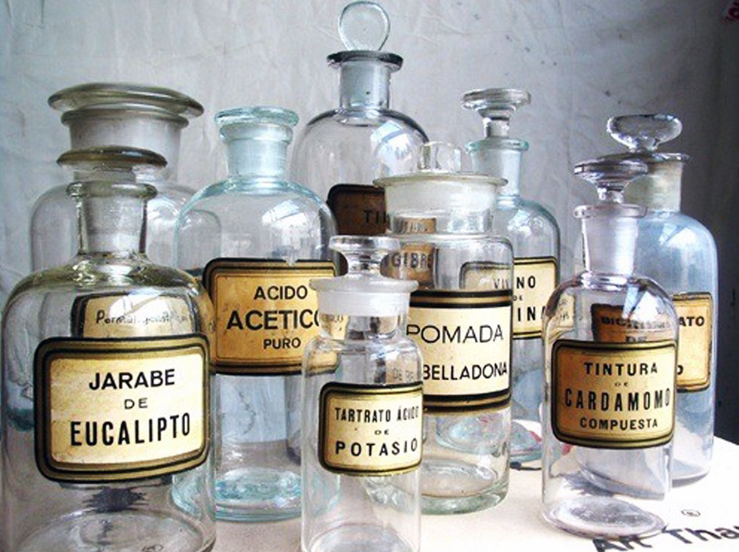 vintage apothecary jars apothecary jars decorating