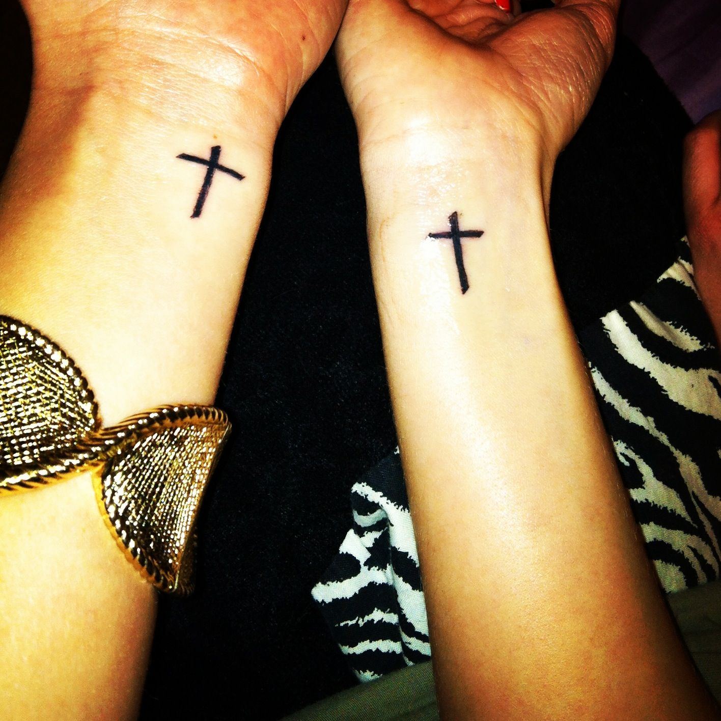 Matching tattoos with my sister tattoos p pinterest for Sister tattoos pinterest