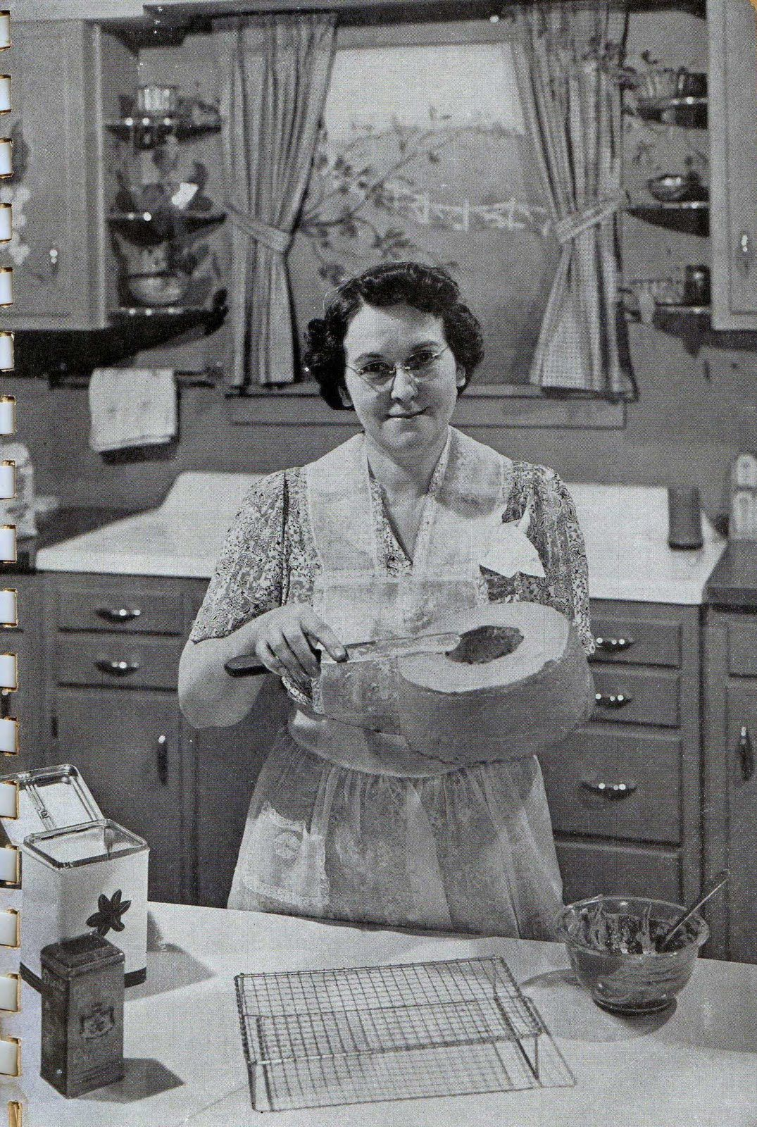 Pin by shirley russell on vintage home pinterest for Classic housewife