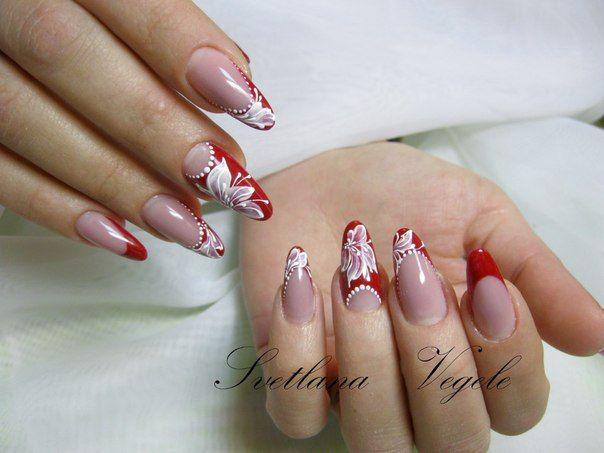Светлана вегеле ногти