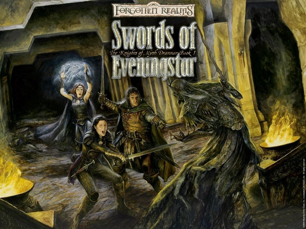 forgotten realms swords of eveningstar | Forgotten Realms etc. | Pint ...