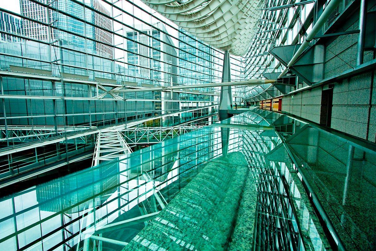 Cool building architecture pinterest - Architecture of a building ...