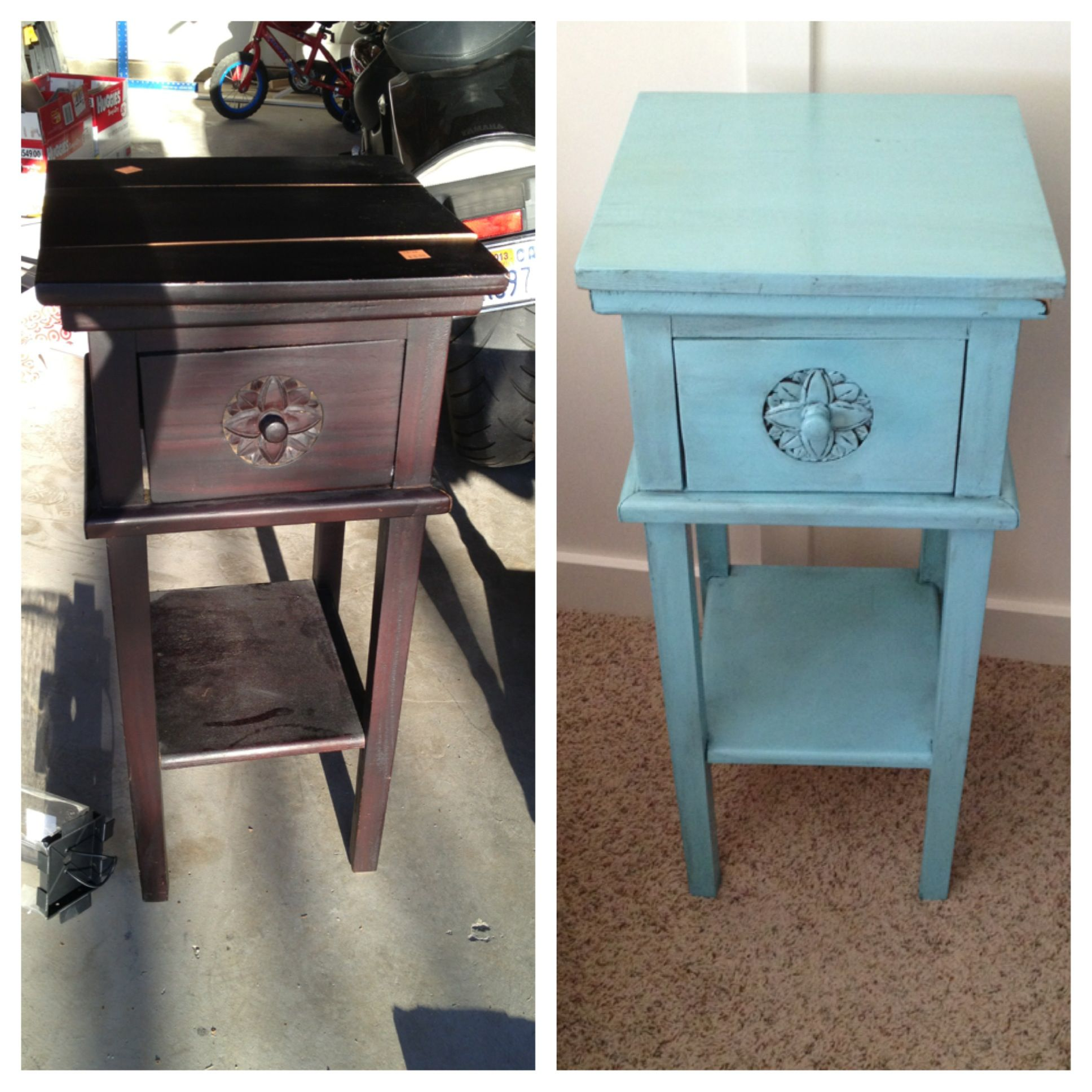 $8 goodwill find The Painted La s Furniture