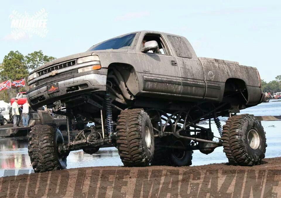 Chevrolet | old monster truck | Pinterest